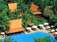 Описание отеля Pattaya Marriott Resort Spa в Паттайе